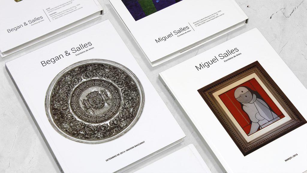 Catálogo Arte Miguel Salles Leilões Refigueiredo