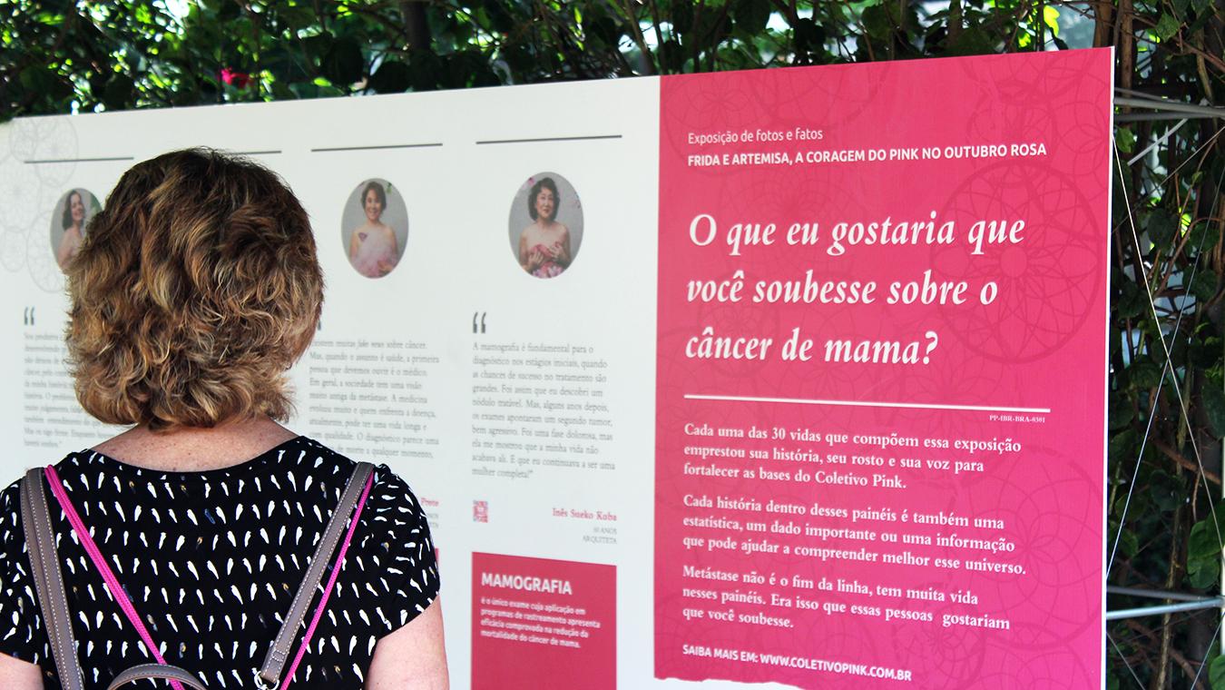 Exposição Câncer de Mama Casa das Rosas 3 Refigueiredo