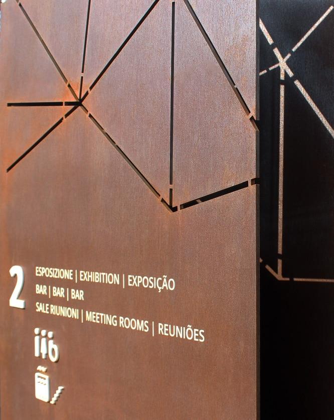 Exposição Universal Milão Pavilhão Brasil Refigueiredo