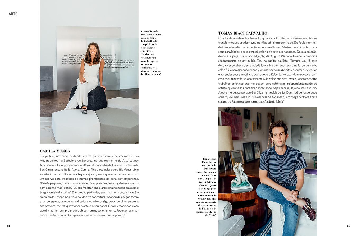 Revista Amsterdam Sauer 9 Arte Refigueiredo
