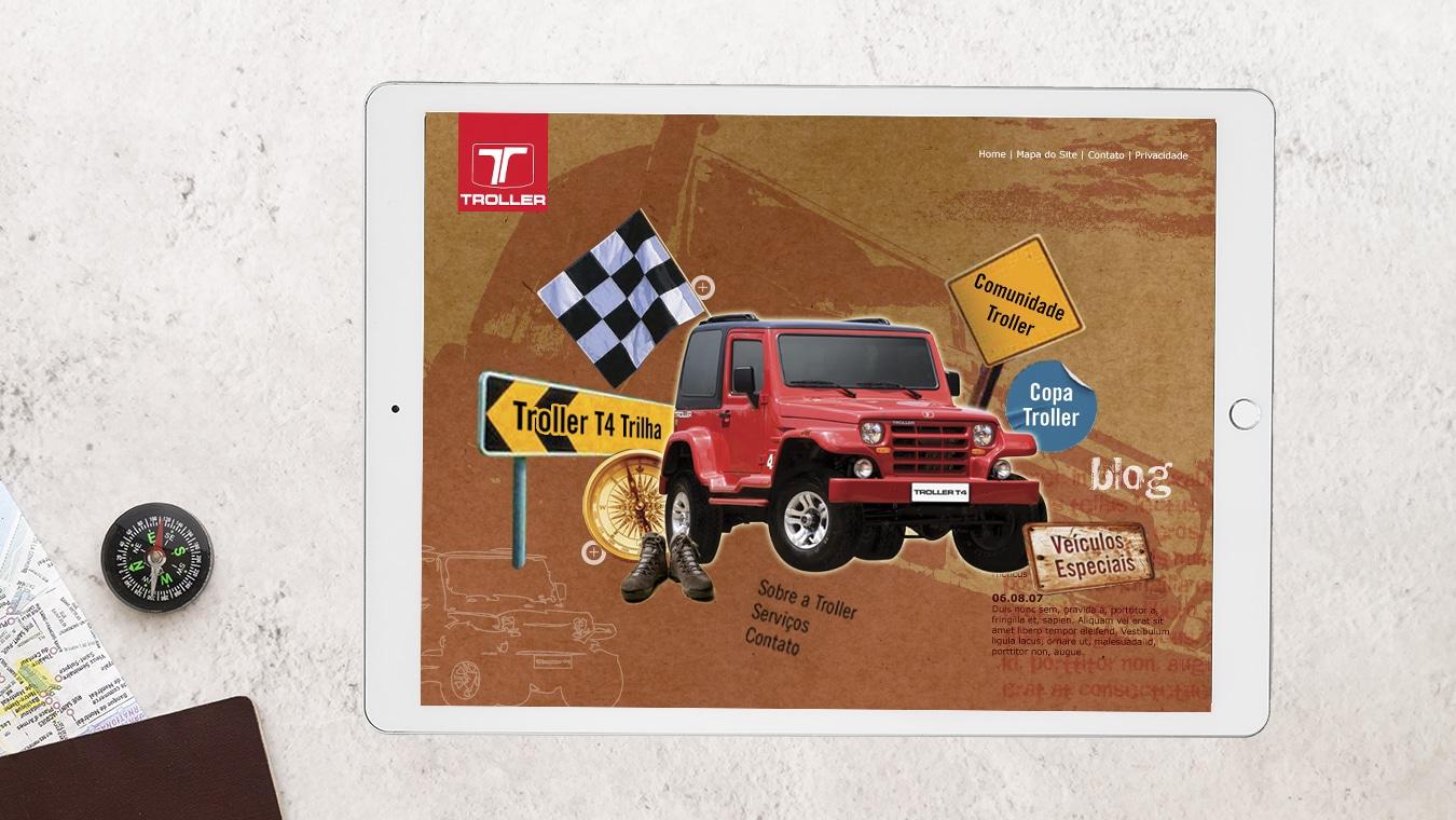 Site Jeep Troller Refigueiredo
